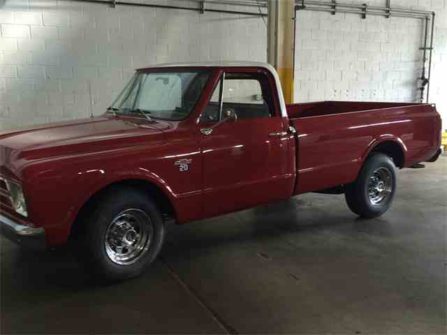 Picture of '67 Pickup - FLDJ