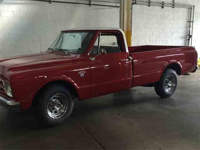 1967 Chevrolet Pickup | 727543