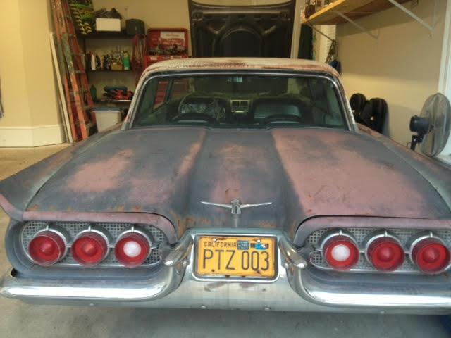 1960 Ford Thunderbird | 727618