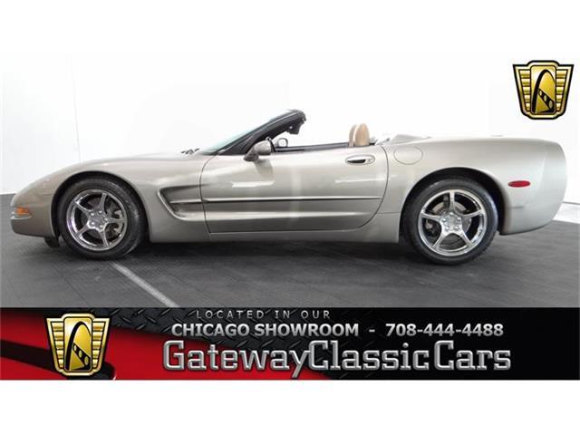 1999 Chevrolet Corvette | 727649