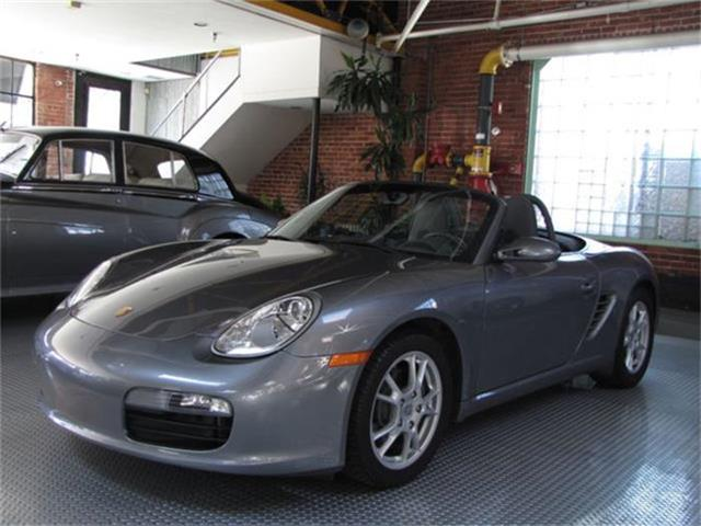 2005 Porsche Boxster | 727691