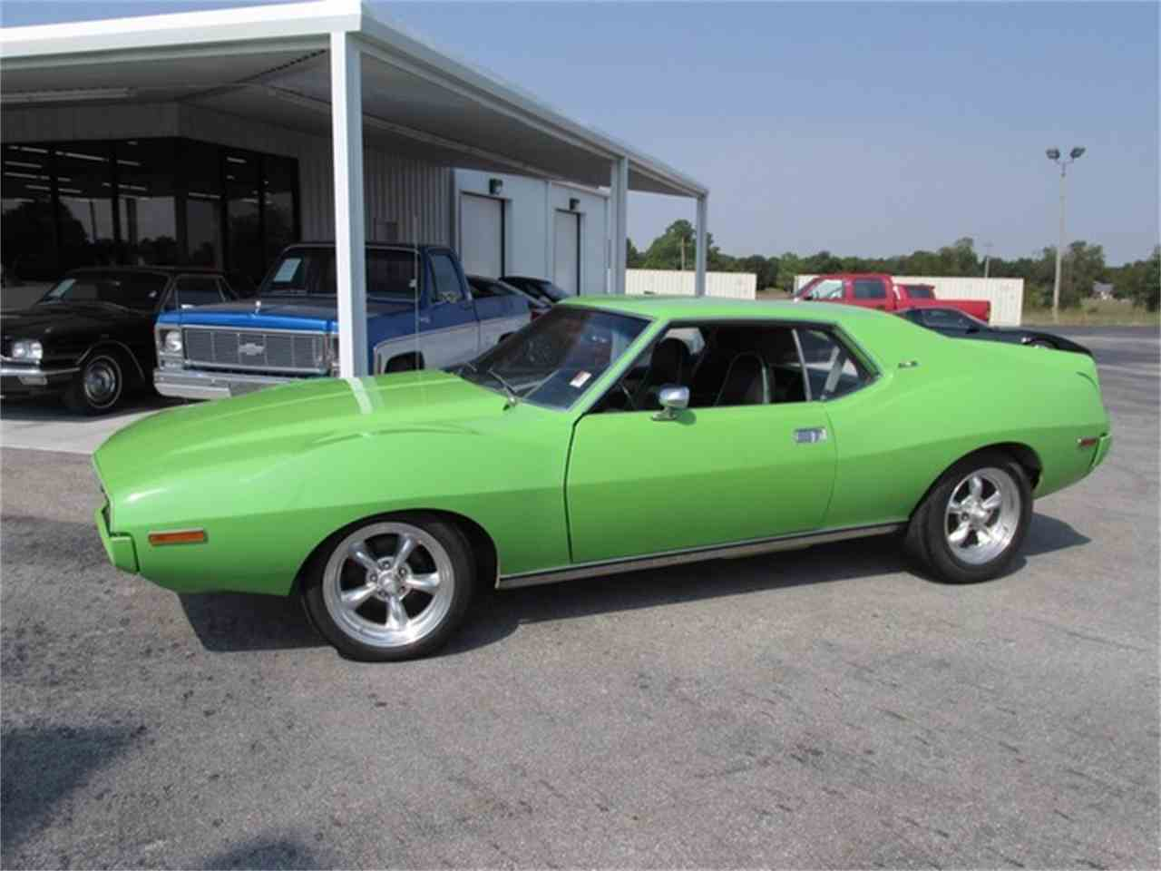 1974 amc amx for sale cc 727709 for Classic and american cars for sale