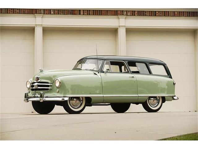 1952 Nash Rambler | 727736
