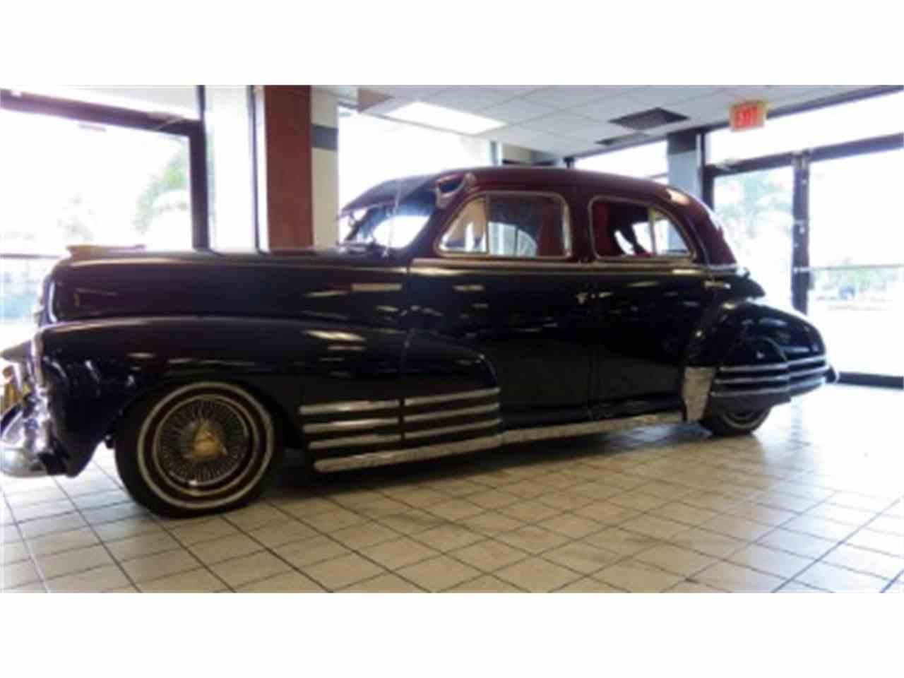 1948 Chevrolet 4-Dr Sedan for Sale - CC-727750