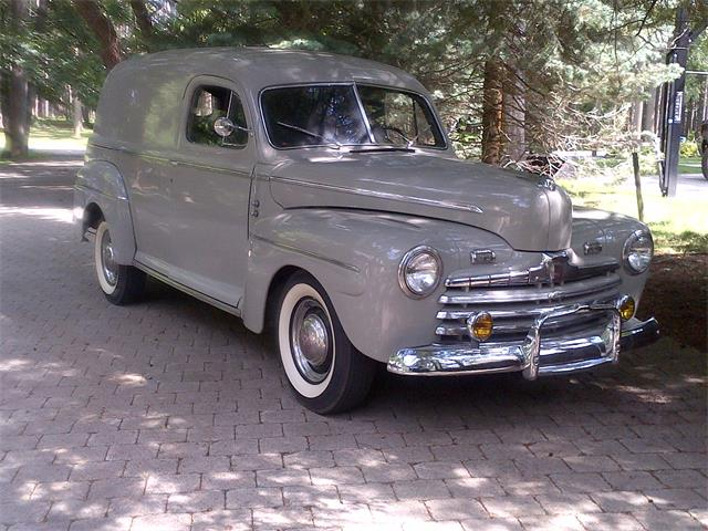 1946 Ford Panel Delivery | 727761