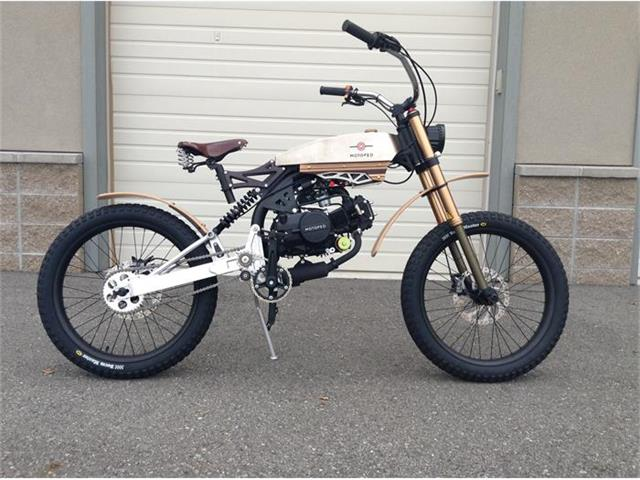 2015 Custom Motorcycle | 727770