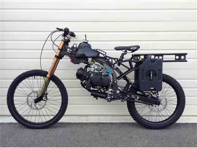 2015 Custom Motorcycle | 727778