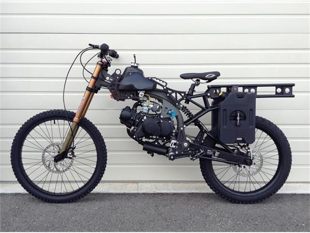 2015 Custom Motorcycle