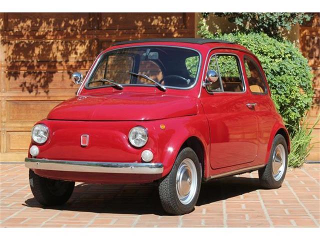 1963 Fiat 500L | 727779