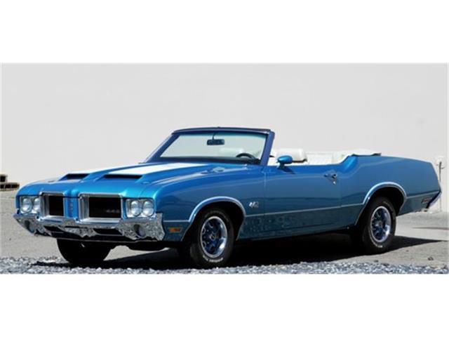 1971 Oldsmobile 442 | 727796