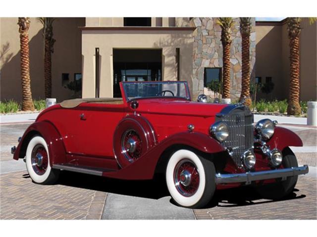 1933 Packard 1001 | 727798