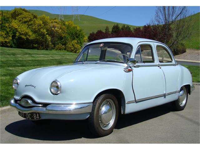 1957 Panhard Dyna Z | 727800
