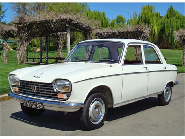 1968 Peugeot 204 | 727801
