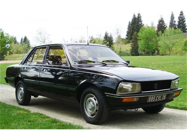 1980 Peugeot 505 | 727803