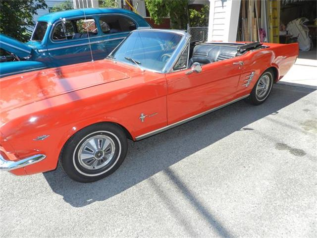 1966 Ford Mustang | 720782
