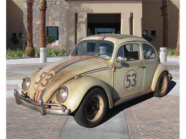 1963 Volkswagen Beetle | 727821