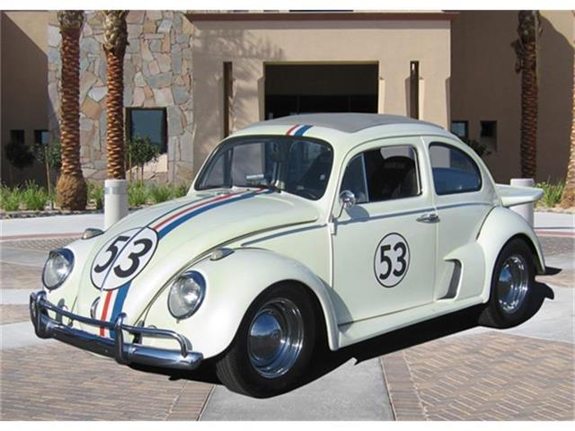 1963 Volkswagen Beetle | 727823