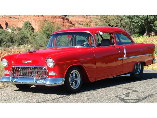 1955 Chevrolet Del Ray | 727826