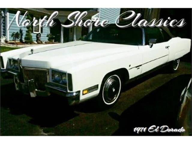 1971 Cadillac Eldorado | 727879