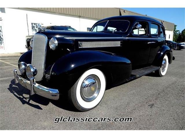 1937 Cadillac Series 60   727977