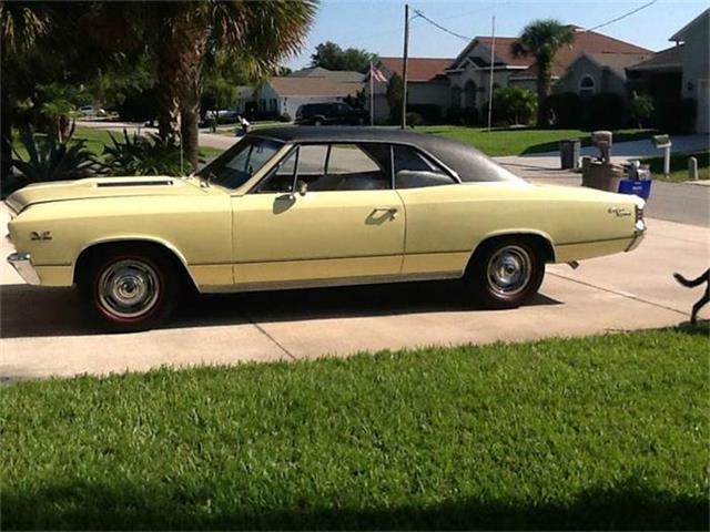 1967 Chevrolet Chevelle | 728006