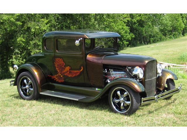 1929 Ford 5-Window Coupe | 728010