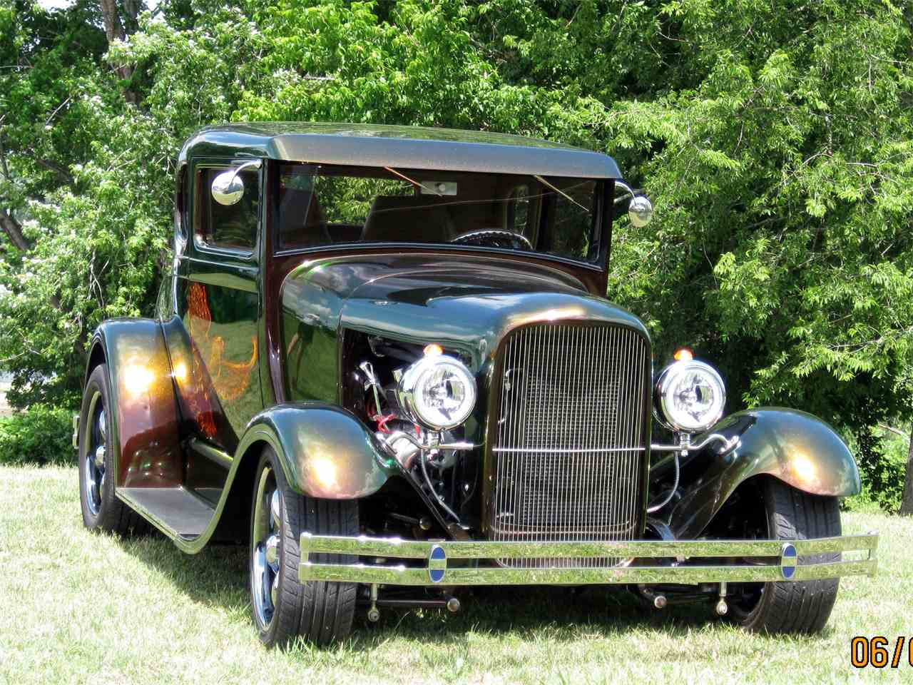 1929 ford 5 window coupe for sale cc. Black Bedroom Furniture Sets. Home Design Ideas