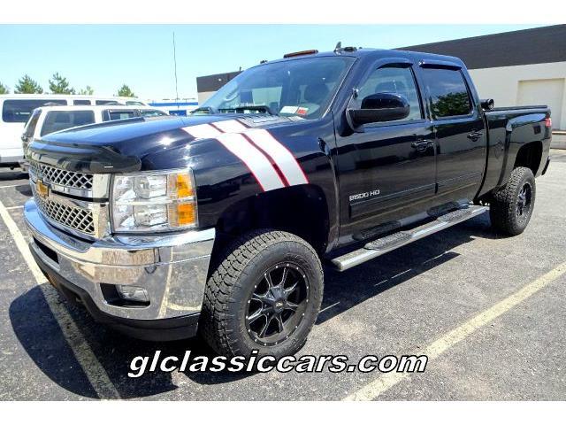 2011 Chevrolet Silverado | 728015
