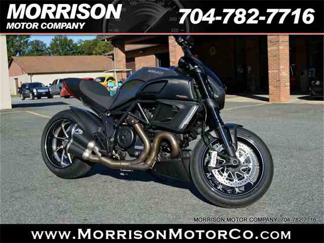 2012 Ducati Diavel | 728020