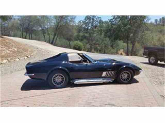 1972 Chevrolet Corvette Stingray | 728044