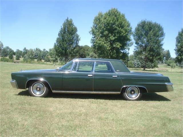 1965 Chrysler Imperial Lebaron | 728051