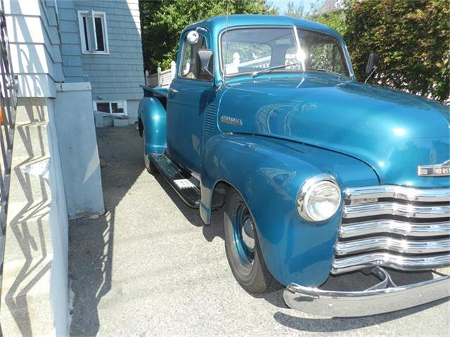 1952 Chevrolet 5-Window Pickup | 720807