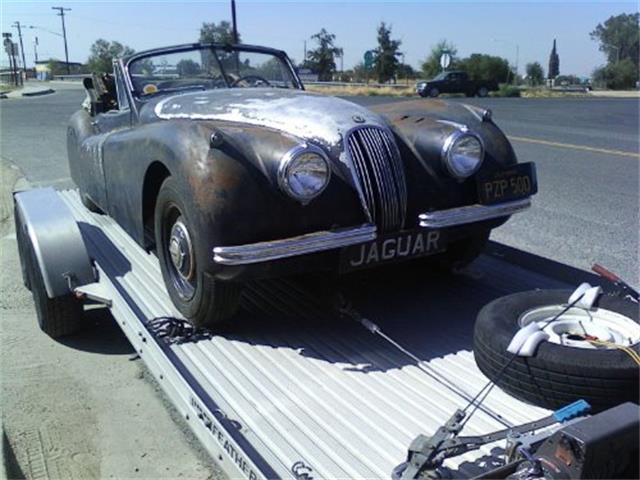 1954 Jaguar XK120 | 728129