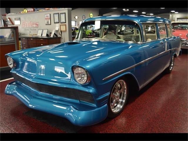 1956 Chevrolet Bel Air/150/210Custom Wagon | 728153