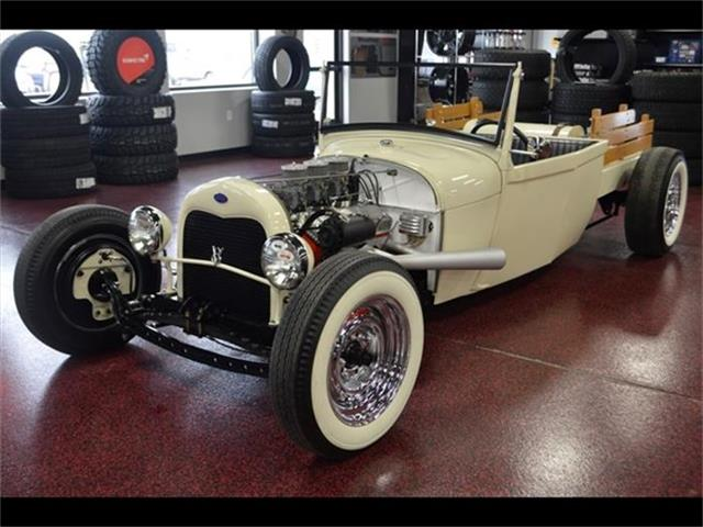 1929 Ford Model ACustom Truck | 728155