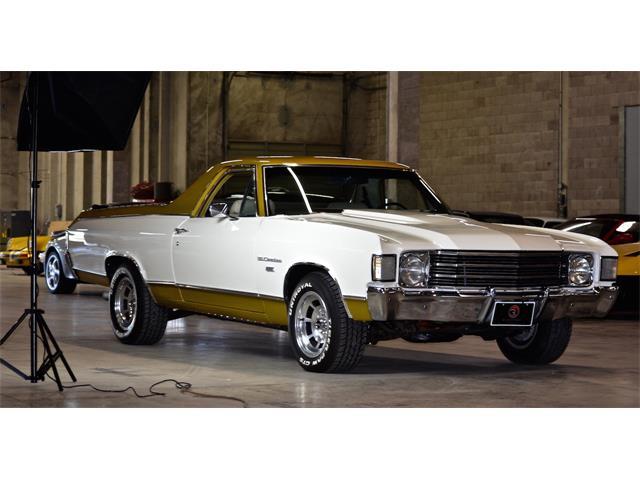 1972 Chevrolet El Camino | 728157