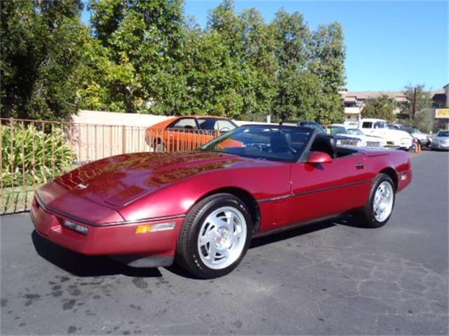 1990 Chevrolet Corvette | 728173