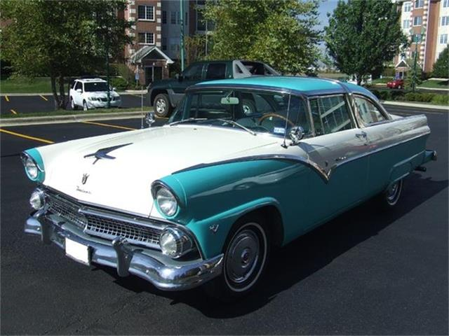 1955 Ford Crown Victoria   728189