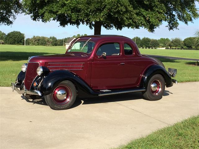 1936 Ford 5-Window Coupe | 728263