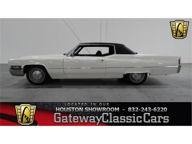 1970 Cadillac Coupe DeVille | 728268