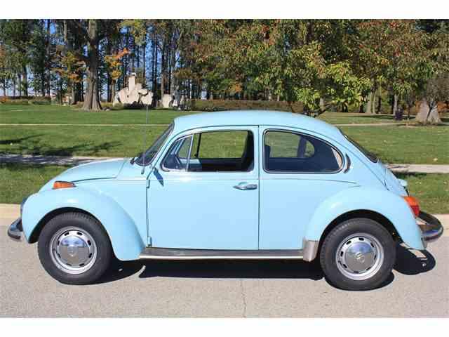 1973 Volkswagen Super Beetle | 728311
