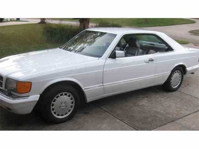 1986 Mercedes-Benz 560SEC | 728313