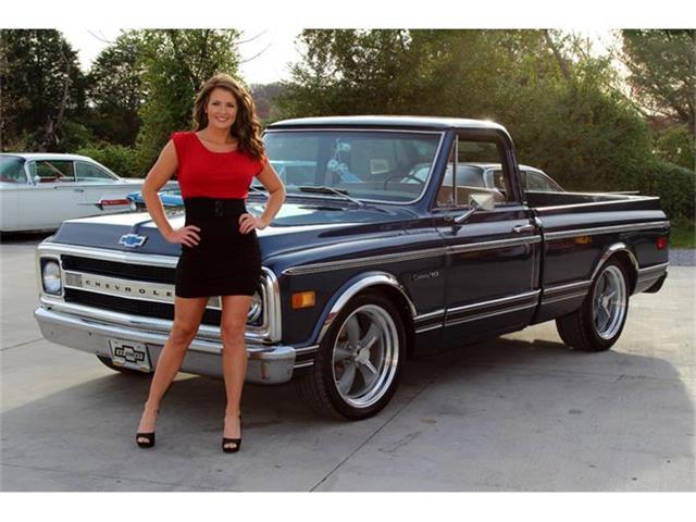 1969 Chevrolet C/K 10   728361