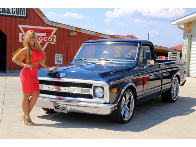 1969 Chevrolet C/K 10 | 728361