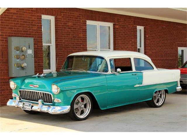 1955 Chevrolet 210 | 728386