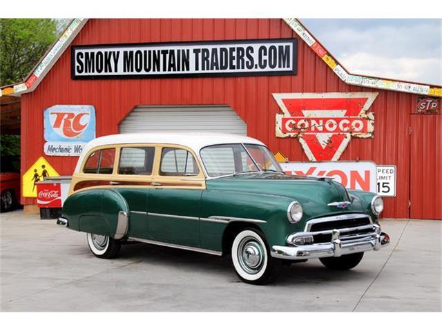 1951 Chevrolet Deluxe | 728387