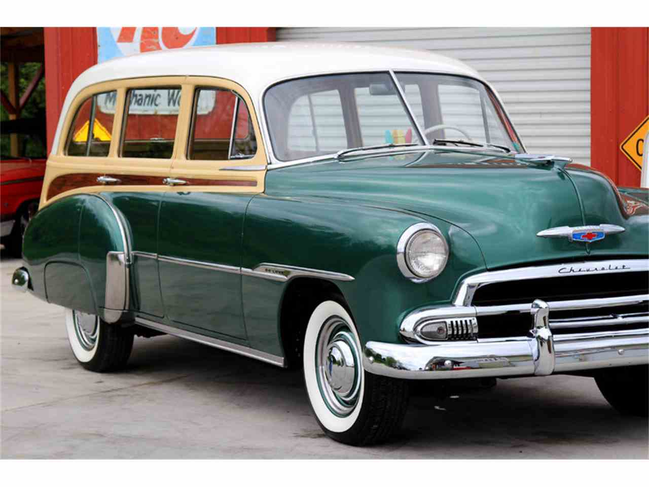 All Chevy 1951 chevy deluxe for sale : 1951 Chevrolet Deluxe for Sale | ClassicCars.com | CC-728387