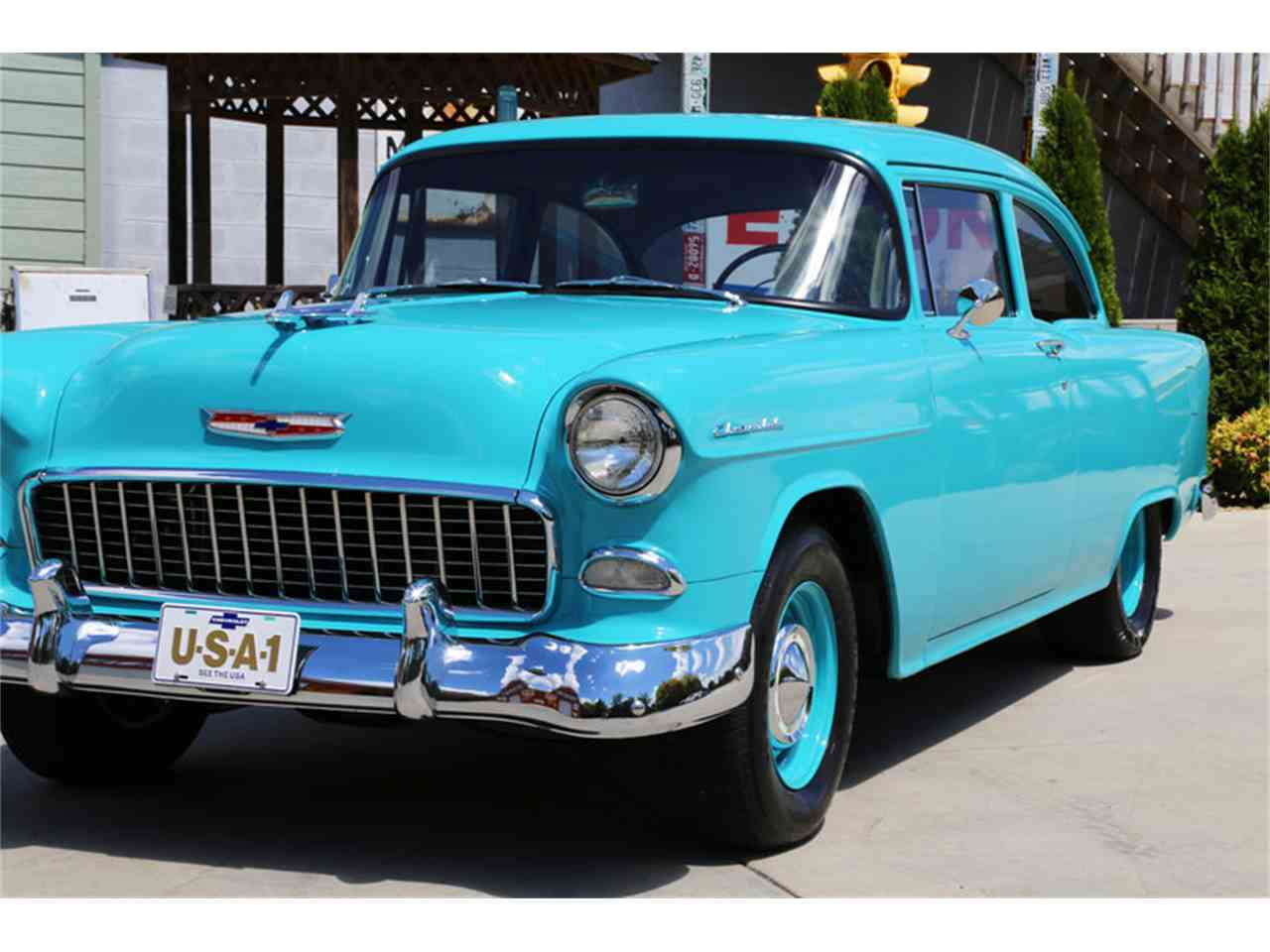 1955 Chevrolet 150 For Sale
