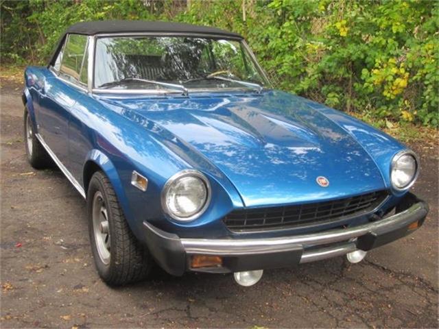 1978 Fiat Spider | 728395