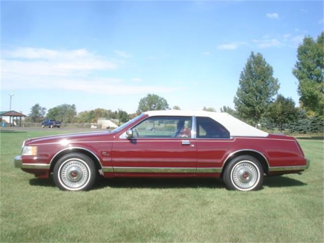1984 Lincoln Mark VII | 728586